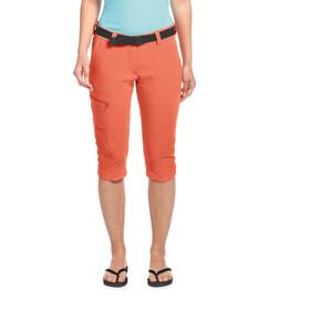 Maier Sports Inara Slim 3/4 Pants Women nasturtium